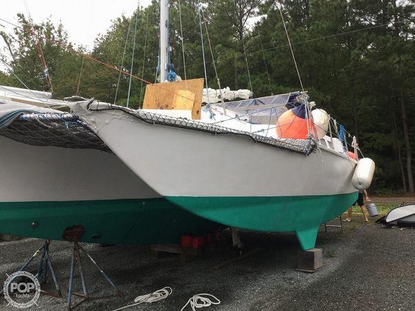 Used Piver Trimaran 36 Catamaran Sailboat For Sale