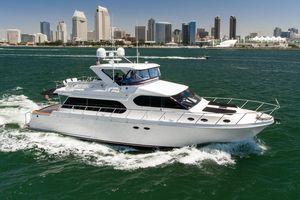Used Ocean Alexander 610 Pilothouse MotorYacht Motor Yacht For Sale