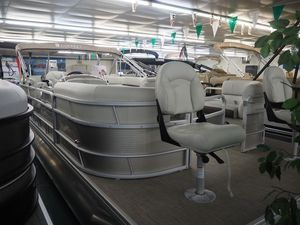 New Godfrey Sweetwater 226 Bow Fish Pontoon Boat For Sale