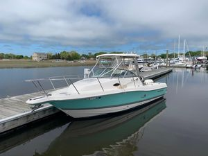Used Wellcraft Walkaround 23 Center Console Fishing Boat For Sale