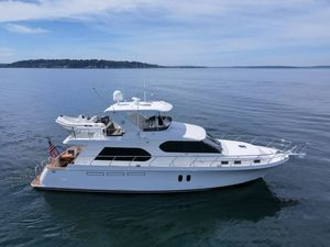 Used Ocean Alexander 62 Pilothouse Motor Yacht For Sale