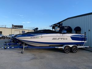 Used Supra 450 SE Ski and Wakeboard Boat For Sale