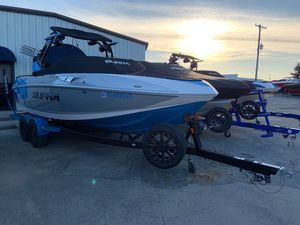 Used Supra SG 450 Ski and Wakeboard Boat For Sale