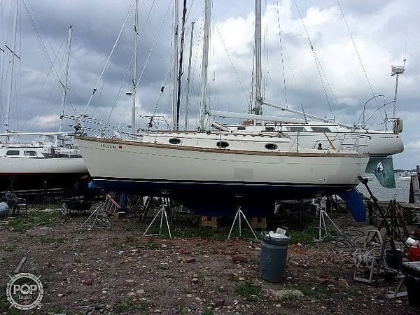 Used Nimble 30 Yawl Sailboat For Sale