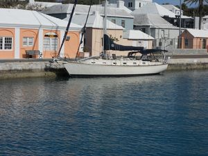 Used Island Packet 44 Cutter Sailboat For Sale