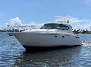 Used Tiara 4500 Sovran Cruiser Boat For Sale