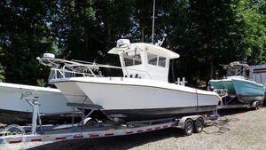 Used Twin Vee 26 Power Catamaran Boat For Sale