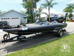 Used Ranger Boats RZ185 Bass Boat For Sale