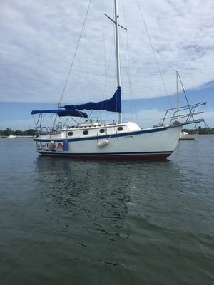 Used Com Pac 27' Sloop Sailboat For Sale