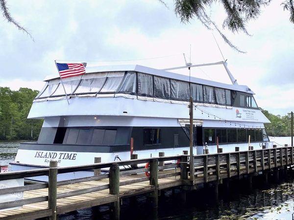 Used Custom Freeport 150 Passenger Commercial Boat For Sale