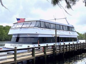 Used Custom Freeport 150 Passenger Commercial Boat For Sale