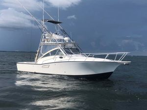 Used Albemarle 320 Express Fisherman Saltwater Fishing Boat For Sale