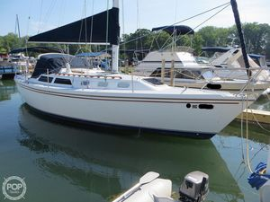 Used Catalina tall rig wing keel c 34 Sloop Sailboat For Sale