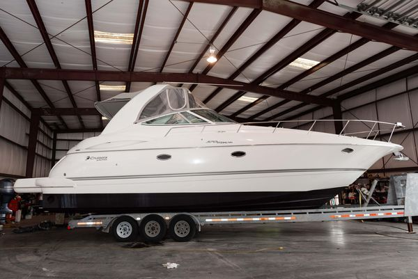 Used Cruisers Yachts 370 Express Power Cruiser Boat For Sale