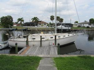 Used Island Packet 38 Sloop Sailboat For Sale