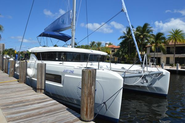 Used Lagoon Multi-Hull Sailboat For Sale
