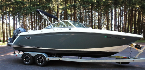 Used Cobalt Cruiser Boat For Sale