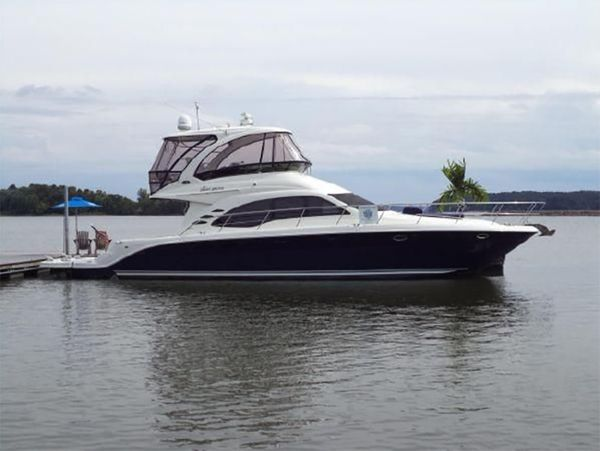 Used Sea Ray 500 Sedan Bridge Motor Yacht For Sale
