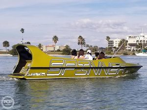 Used Smoky Mountain Boats 12 Passenger Jet Boat Passenger Boat For Sale
