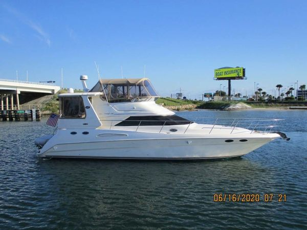 Used Sea Ray 420 Aft Cabin Motor Yacht Motor Yacht For Sale