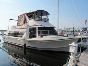 Used Harbor Master 450 Coastal House Boat For Sale