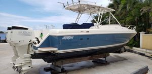 Used Intrepid 348 Walkaround Saltwater Fishing Boat For Sale