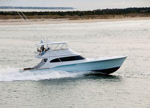 Used Jarrett Bay 64 Custom Carolina Convertible Sports Fishing Boat For Sale