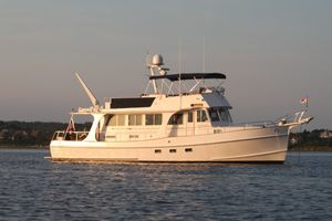 Used Grand Banks 52 Europa Downeast Fishing Boat For Sale