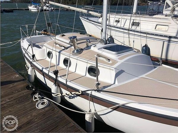 Used Com-Pac 23 Sloop Sailboat For Sale