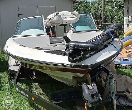 Used Triton 190 FS Flats Fishing Boat For Sale