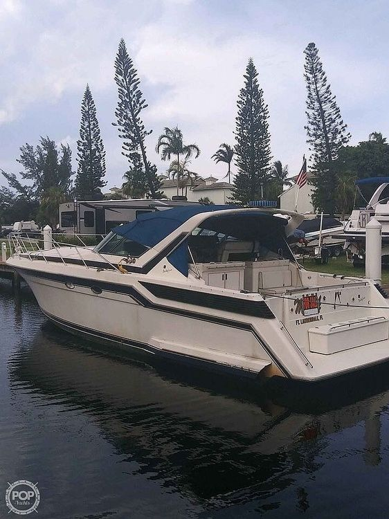 Used Wellcraft Portofino 43 Express Cruiser Boat For Sale