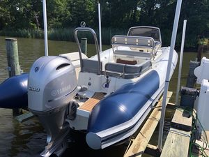 Used Zodiac N-ZO 680 Inflatable Boat For Sale