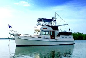 Used Grand Banks 36 Motoryacht Trawler Boat For Sale