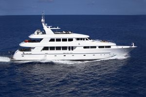 Used Cheoy Lee Enclosed Pilothouse Motor Yacht For Sale
