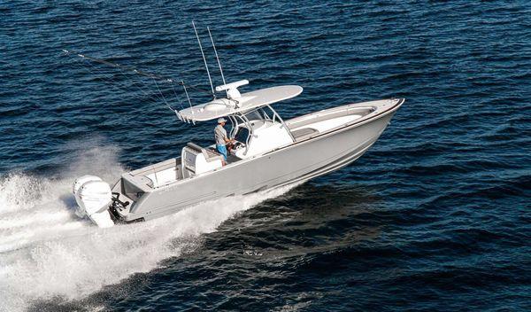 New Valhalla Boatworks V-33 Center Console Fishing Boat For Sale