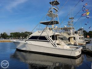 Used Southern Cross 52 Sports Fishing Boat For Sale