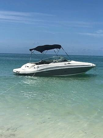 Used Sea Ray 220SD Bowrider Boat For Sale