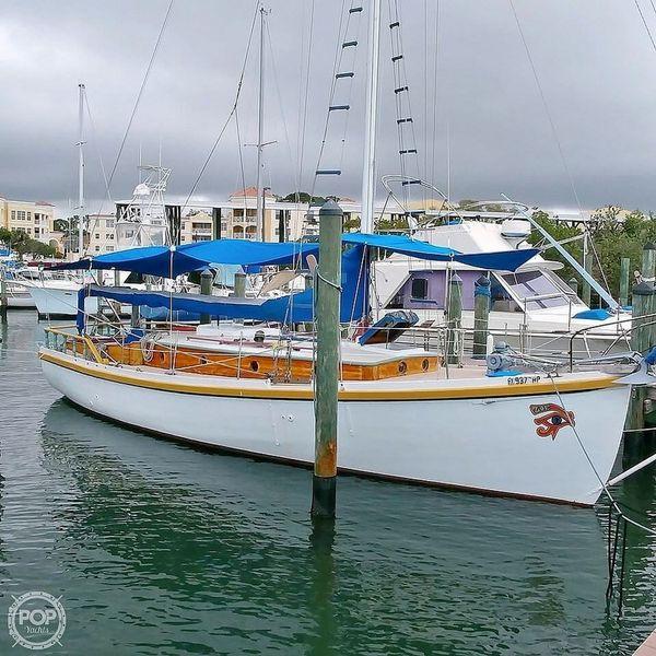 Used Cypress Hull 36 Sloop Sailboat For Sale