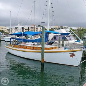 Used Cypress Hull 36 Sloop Sailboat For Sale