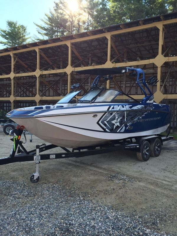 Used Nautique Super Air Nautique G21 High Performance Boat For Sale