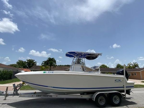 Used Eagle 24 Center Console Fishing Boat For Sale