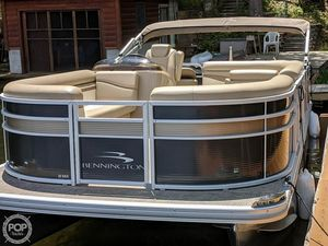 Used Bennington 21 SSX Pontoon Boat For Sale