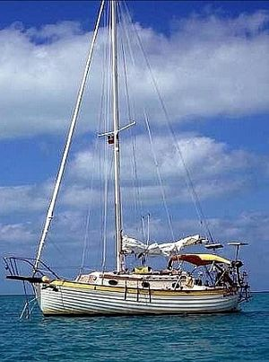 Used Nor'sea Marine 27 Racer and Cruiser Sailboat For Sale