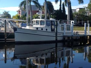 Used Nordic Tugs 37 Tug Boat For Sale