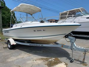 Used Sunbird Neptune 200 Freshwater Fishing Boat For Sale
