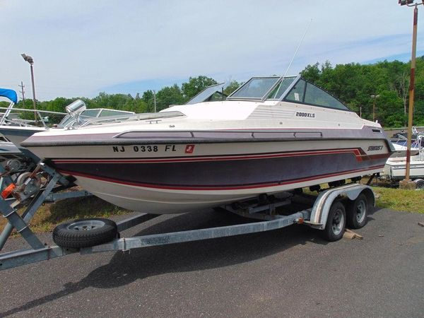 Used Stratos 2000 XLS Cuddy Cabin Boat For Sale
