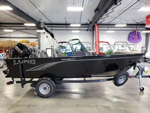 New Lund 1650 Rebel XL Sport Freshwater Fishing Boat For Sale