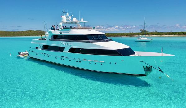 Used Heesen Tri-Deck Motor Yacht Motor Yacht For Sale