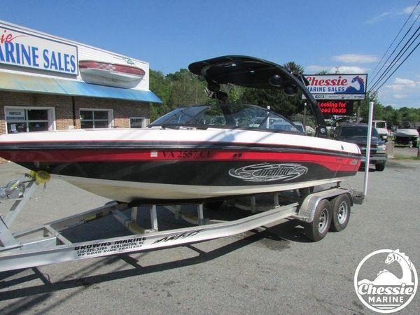 Used Malibu vRide Bowrider Boat For Sale