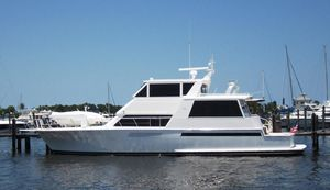 Used Viking 60 Cockpit Sport Yacht Motor Yacht For Sale